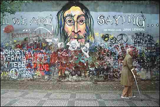 ლენონის კედელი - 1993