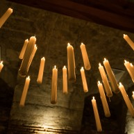 Flying Candles by Ingo Maurer